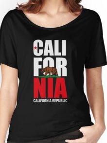 California Republic Women's Relaxed Fit T-Shirt