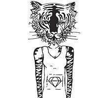 Tiger. by Alicez