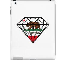 Diamond Republic of California iPad Case/Skin