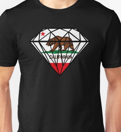 Diamond Republic of California Unisex T-Shirt