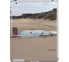 Late Afternoon Delight ~ Beach Time iPad Case/Skin