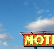 motel by Tim  Lewis