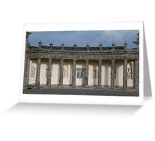 New House Extension Greeting Card