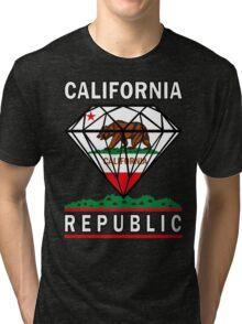 California Republic Tri-blend T-Shirt