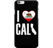 I Heart Cali iPhone Case/Skin