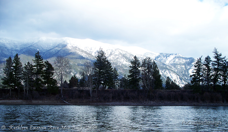 Springtime in Montana by rocamiadesign