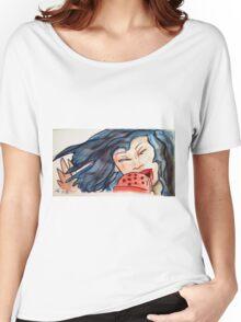 Karaoke Star Women's Relaxed Fit T-Shirt