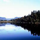Lake Matheson by Louise Marlborough