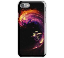 Space Surfing iPhone Case/Skin