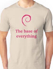 debian - the base of everything Unisex T-Shirt