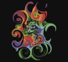 Frog Frenzy by Diane Giusa
