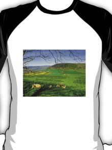 English Springtime T-Shirt