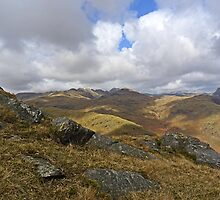 View from Wetherlam by Kat Simmons