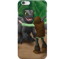 How to Train Your Dinosaur iPhone Case/Skin