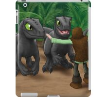 How to Train Your Dinosaur iPad Case/Skin