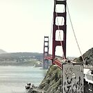 Golden Gate Bridge by Jessicalynnw