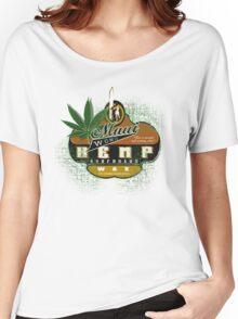 hemp surfboard wax Women's Relaxed Fit T-Shirt