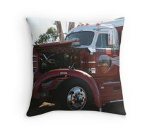 Dianna Highway Princess Throw Pillow