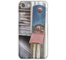 Rusty Gatekeeper iPhone Case/Skin