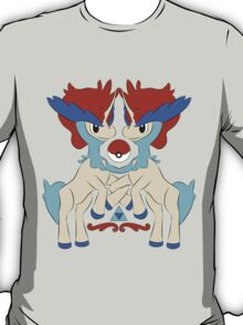 royal keldeo large T-Shirt