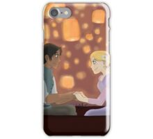 Yumikuri Lanterns iPhone Case/Skin