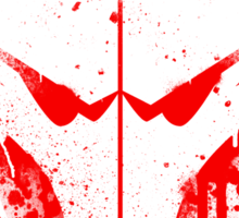 Avengers - Age of Ultron Spray Paint Stencil (Dirty) Sticker