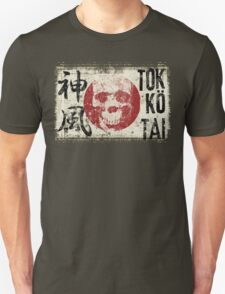 Kamikaze spirit composition T-Shirt
