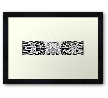 Lavos: All Three Forms... Framed Print
