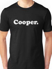 Cooper. T-Shirt
