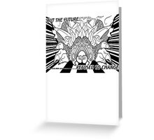 Lavos: First Form... Greeting Card