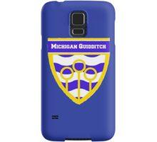 Michigan Quidditch  Samsung Galaxy Case/Skin