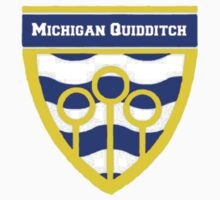 Michigan Quidditch  by laurenmoe