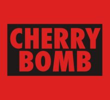 Cherry Bomb (Text) by jakeee