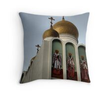 San Fransisco Church Throw Pillow