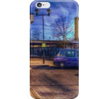 Harlow Town Station iPhone Case/Skin