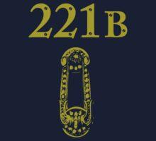 221B Baker Street Kids Clothes
