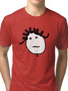 MUSIC : BADGALRIRI Tri-blend T-Shirt