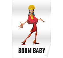 Boom Baby Poster
