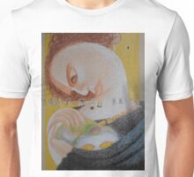 Band Aids - Abstract Portrait Of A Woman Unisex T-Shirt