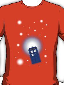 TARDIS In Space T-Shirt