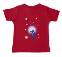 TARDIS In Space Baby Tee