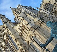 York Minster & Constantine the Great by nick pautrat