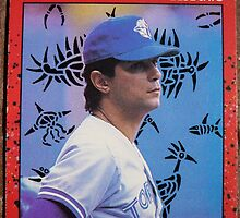 072 - Lee Mazzilli by Foob's Baseball Cards