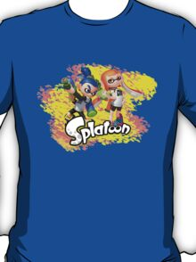 Splatoon Inklings T-Shirt