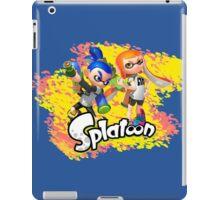 Splatoon Inklings iPad Case/Skin
