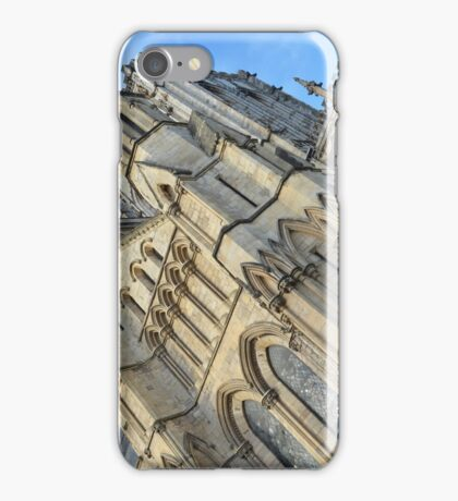 York Minster & Constantine the Great iPhone Case/Skin