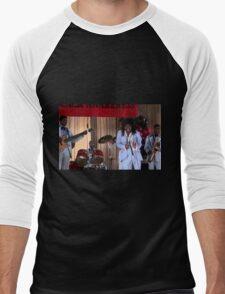 Coming to America-Sexual Chocolate  Men's Baseball ¾ T-Shirt