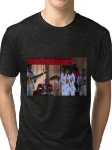 Coming to America-Sexual Chocolate  Tri-blend T-Shirt