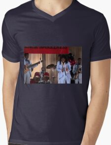 Coming to America-Sexual Chocolate  Mens V-Neck T-Shirt