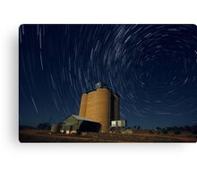 Shooting Stars Canvas Print